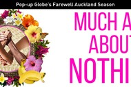 Image for event: Much Ado About Nothing
