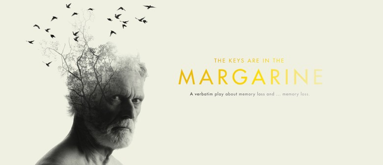 The Keys are in the Margarine - Masterton: CANCELLED