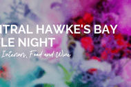 Central Hawke's Bay Style Night: CANCELLED