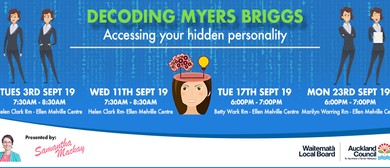 Decoding Myers Briggs: Accessing Your Hidden Personality