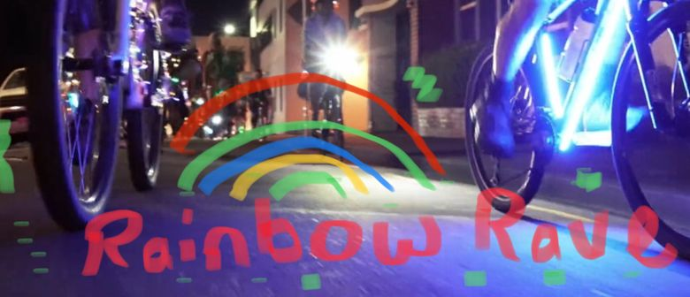 Biketober Rainbow Rave