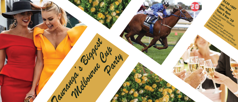 Tauranga's Biggest Melbourne Cup Party