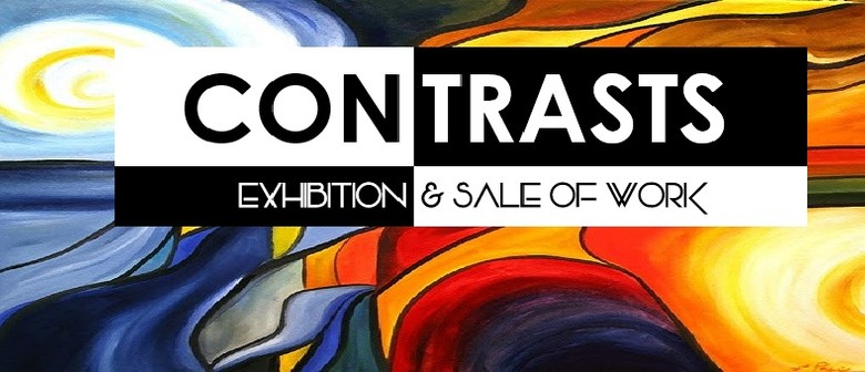 Contrasts Exhibition and Sale of Work