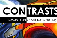 Image for event: Contrasts Exhibition and Sale of Work