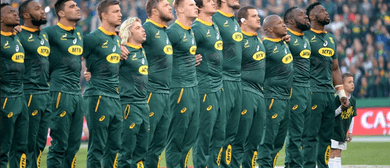 South Africans in Auckland RWC 2019 Event