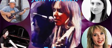 Joni Mitchell Tribute Concert