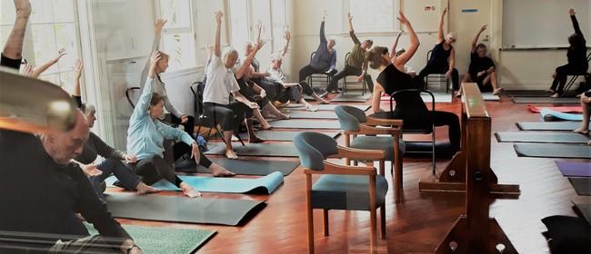 Seniors Yoga