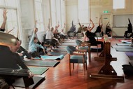 Image for event: Seniors Yoga