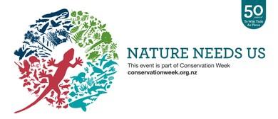 Te Puke Forest and Bird Indoor Meeting - Guest Speaker