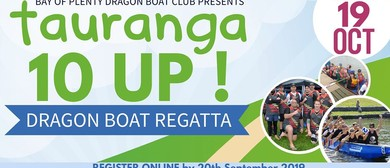 Tauranga 10 Up! Dragonboat Regatta
