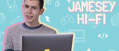 James Mustapic: Jamesey Hi-Fi