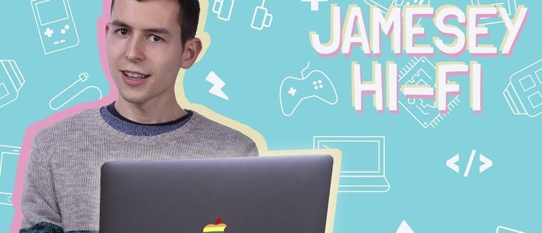 James Mustapic: Jamesey Hi-Fi