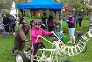 Image for event: Art on Bikes Workshops