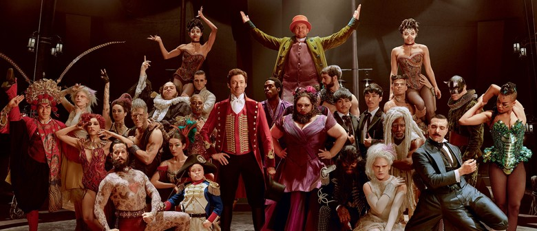 Movie Night in the Park - The Greatest Showman
