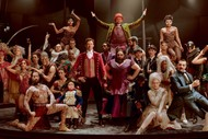 Image for event: Movie Night in the Park - The Greatest Showman
