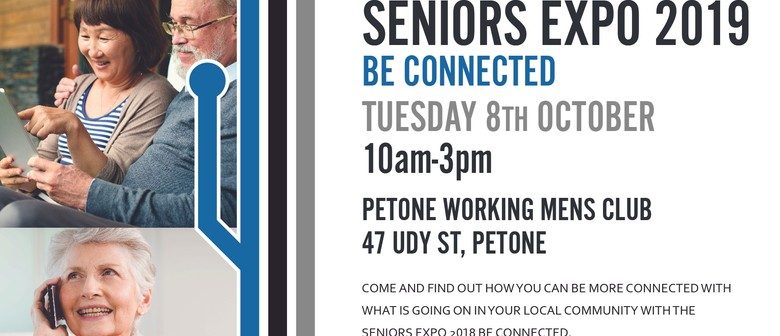 Seniors Expo 2019: Be Connected