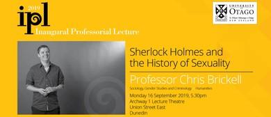Inaugural Professorial Lecture – Professor Chris Brickell