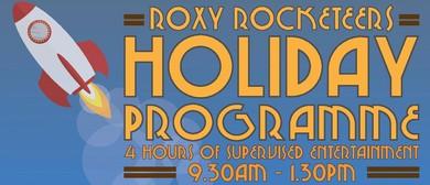 Roxy Rocketeers School Holiday Program
