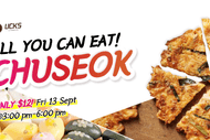 Image for event: All You Can Eat CHUSEOK!