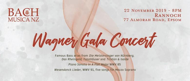 BMNZ: Wagner Gala Concert Incl. Art Exhibition