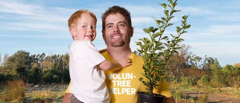 West Broken Run Family Planting Day