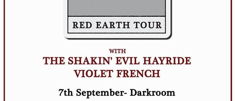 Kendall Elise - The Shakin' Evil Hayride & Violet French