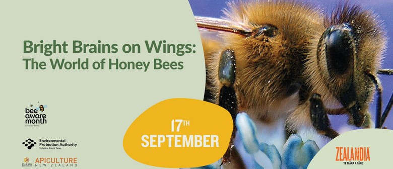 Bright Brains on Wings: The World of Honey Bees