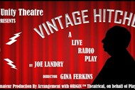 Image for event: Vintage Hitchcock: a live radio play
