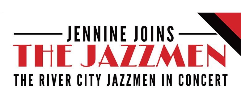 Jennine Joins The Jazzmen