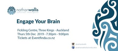 Engage Your Brain - Three Kings, Auckland