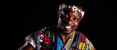 Koffie Fugah West African Drum & Dance Weekend