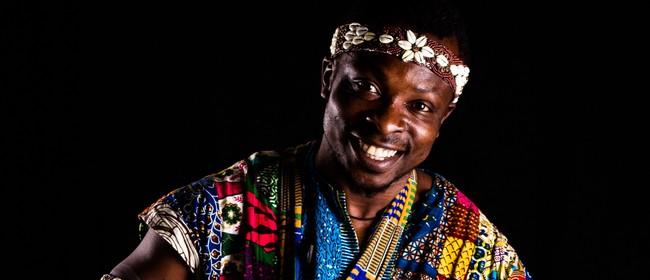 Koffie Fugah West African Drum & Dance Weekend