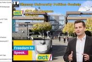 Image for event: Freedom to Speak Event with David Seymour
