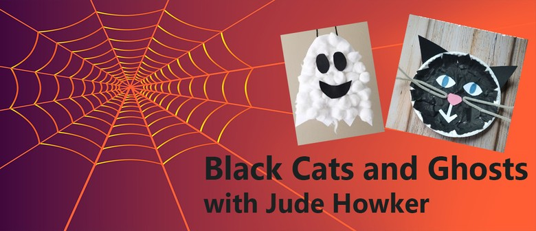 JHH4.4: Black Cats and Ghosts with Jude Howker