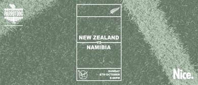 New Zealand vs Namibia
