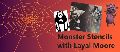 LMH4.2: Monster Stencils with Layal Moore