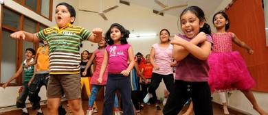 Dannevirke Primary Schools Aerobic Festival
