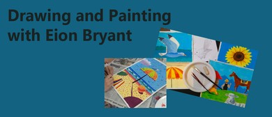 EBH4.1: Drawing & Painting with Eion Bryant