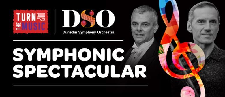 Symphonic Spectacular - Dunedin Symphony  - No Door Sales