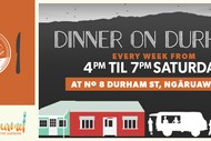 Image for event: Dinner On Durham