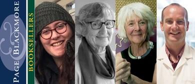 Thinking Brunch 1: Living Longer, Nelson Arts Festival