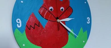 Creative Kids September/October School Holiday Programme