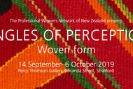 Image for event: Angles of Perception – Woven Form