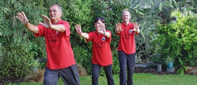 6-Week Seniors Introduction to Tai Chi