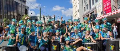 Tauranga Samba Drumming Workshop