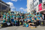 Image for event: Tauranga Samba Drumming Workshop