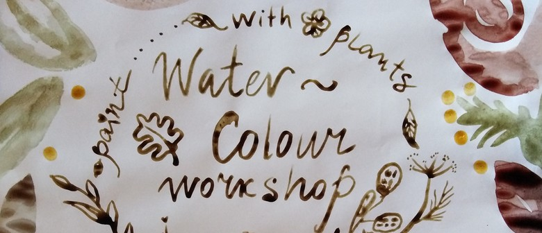 Wild Watercolor - Paint with Plants