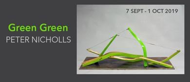 Green Green - Peter Nicholls