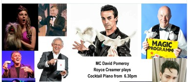 Entertainers Night Variety Artists Club - Magic & Music