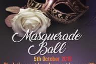 Image for event: Pahiatua Repertory Society's Masquerade Ball